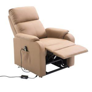 CARO-Möbel Relaxsessel SENIOR Fernsehsessel Ruhe TV Sessel